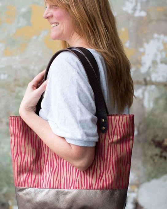 Urban Tote by Dawn Rentz