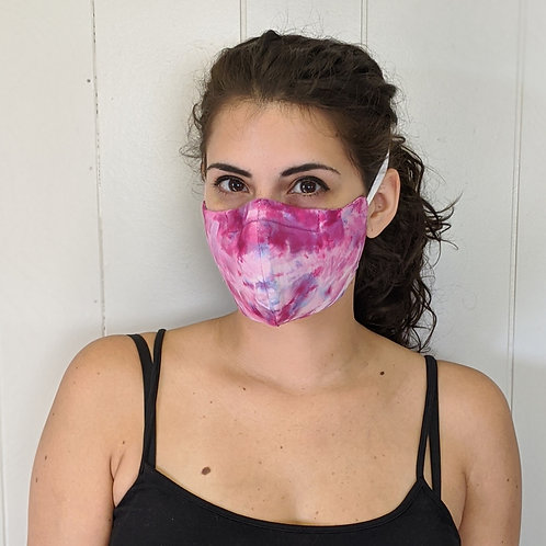 Oil Spill - Pink Party - Organic Cotton Daily