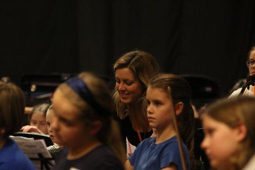 Instrumental Teachers: Classroom Based Teaching Support