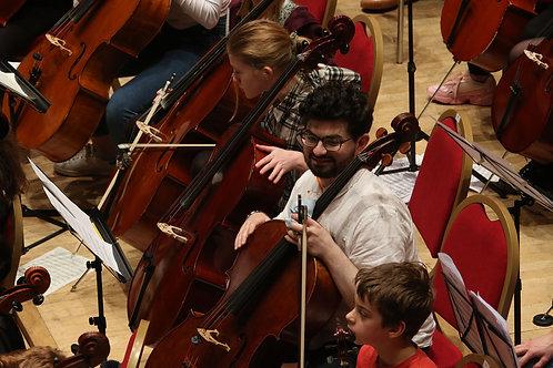 Cello: Introduction to Vibrato