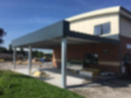 Merlin Park Cafe_JDC Construction & Maintenance