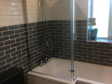 New Bathroom / Tiles