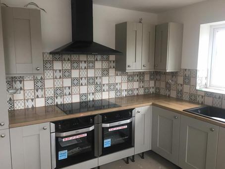 Kitchen Installation by JDC