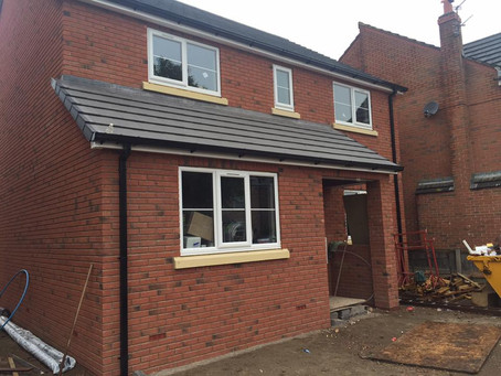 New 4 Bed House in Burscough - by JDC