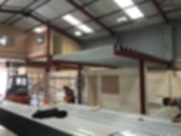 Volt Gym Burscough_JDC Construction & Maintenance