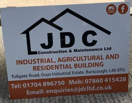 New JDC Signs