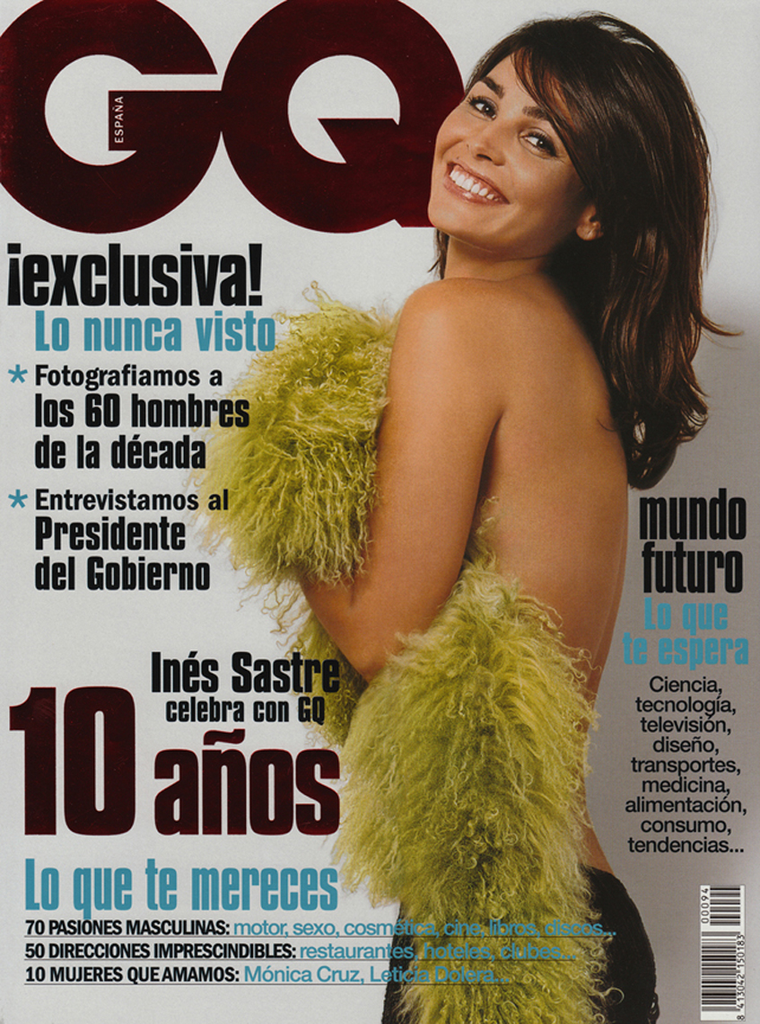 8-Ines SASTRE GQ  copy