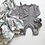 Thumbnail: Муслиновая пеленка из бамбука Жирафики