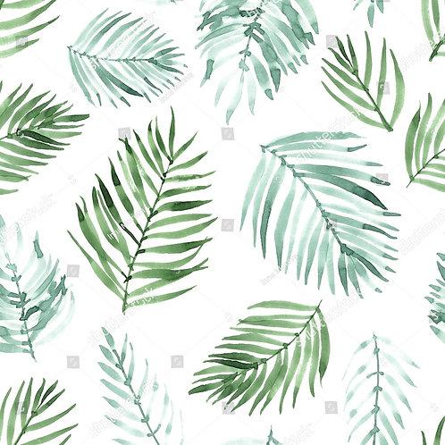 Муслиновая пеленка из бамбука Зелень