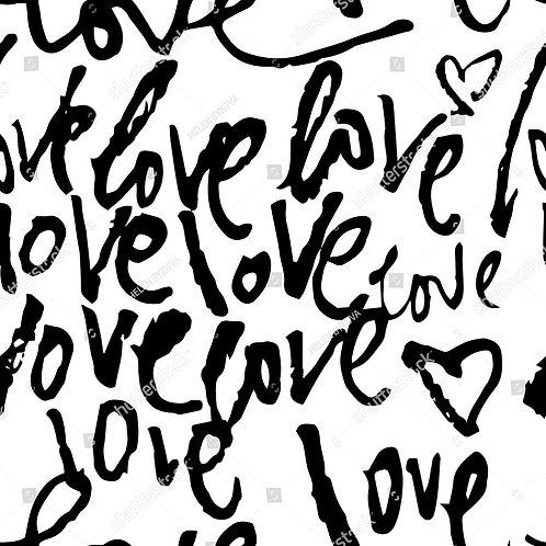 Муслиновая пеленка из 100% бамбука Love