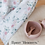 Thumbnail: Муслиновая пеленка из бамбука Цветы