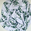 Thumbnail: Муслиновая пеленка из бамбука  Ягодки