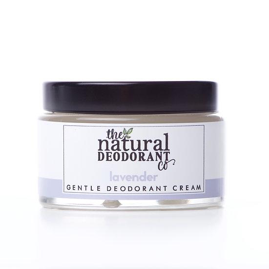 Natural Gentle Deodorant Balm - Lavender 55g