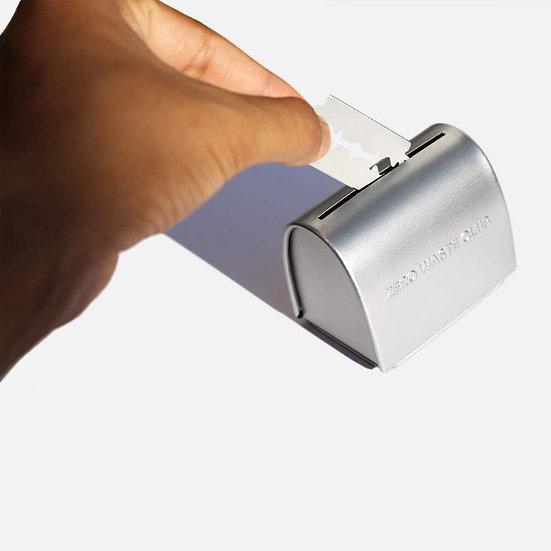 Razor Blade Disposal Tin – Zero Waste Club