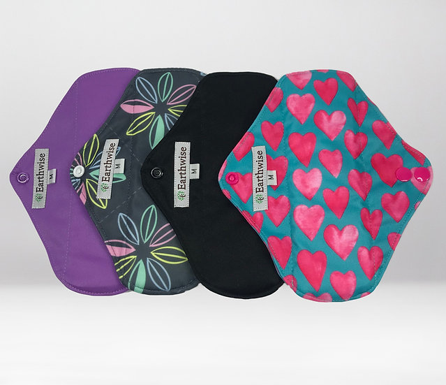 Reusable Pad - Medium -Earth Wise Girls