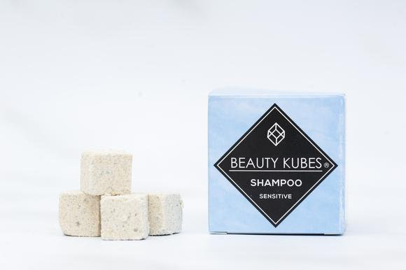 Beauty Kubes Shampoo - Sensitive Skin