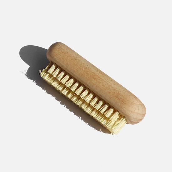 Natural Wooden Nail Brush – Zero Waste Club