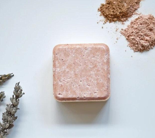 2in1 Solid Shampoo & Conditioner Bar - Oily + Fine Hair - Zero Waste Path