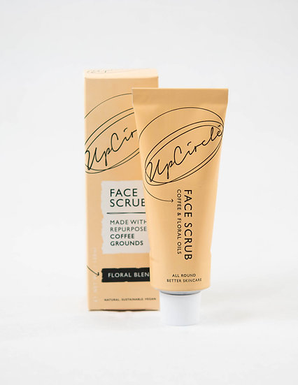 Coffee Face Scrub - Floral Blend - UpCircle