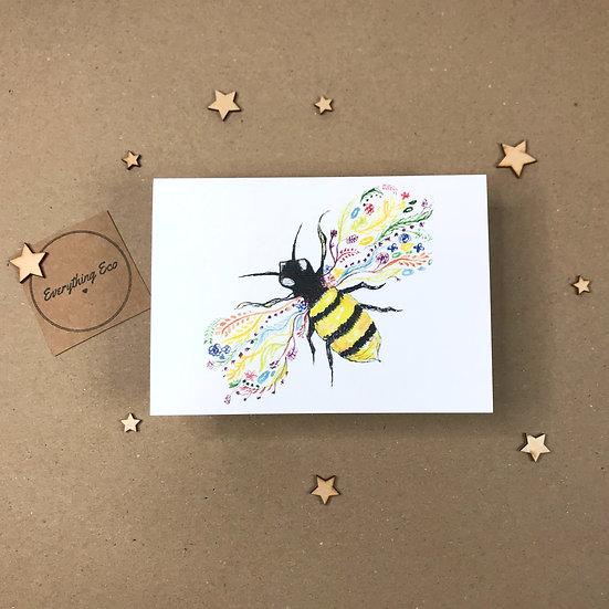 Bee Friendly - Card