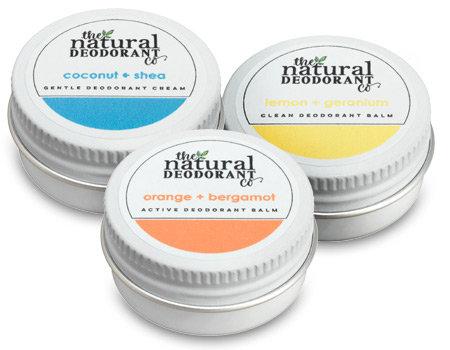 Mini's Natural Deodorant Balm - 10g