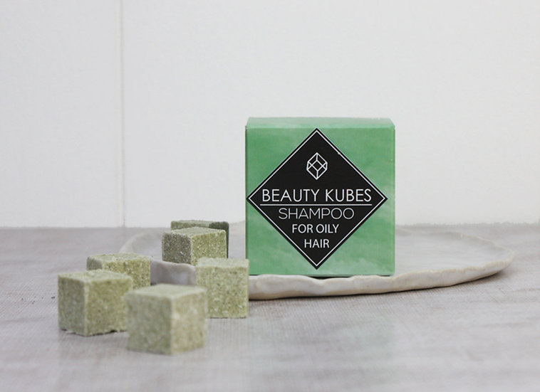 Beauty Kubes Shampoo - For Oily Hair