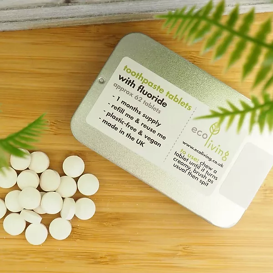 Toothpaste Tablets - Eco Living