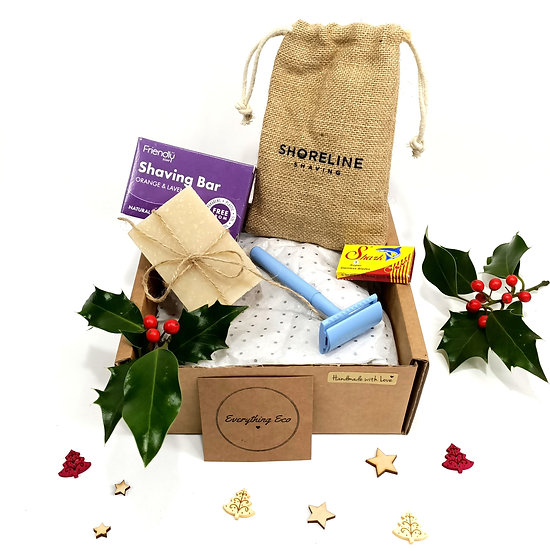 Women's Gift Set  - Razor & Shaving Bar