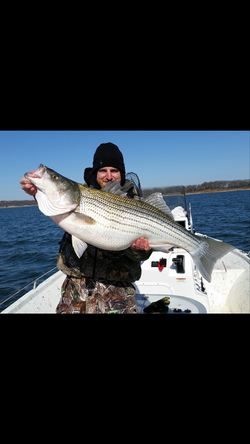 #Texoma Striper Guide