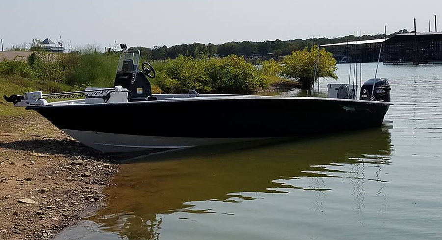 Charger Striper Guide Boat