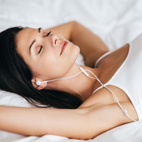 Podcast #035 BodyScan für mehr Entspannung, ein besseres Körpergefühl und tieferen Schlaf