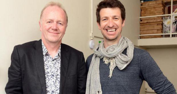 Eugene Langan and Johan van der Merwe