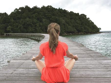 Podcast #008 Meditation für dein Urvertrauen