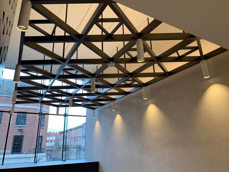 Pinnacle - Reception Lighting