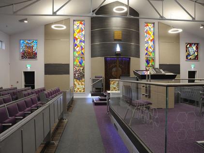 Stenecourt Synagogue
