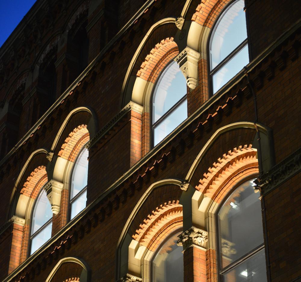 31 Booth Street - External Lighting