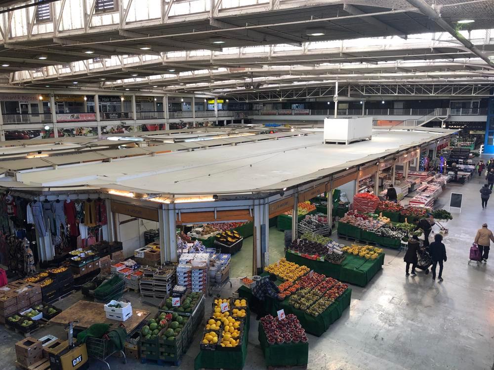 Edmonton Green Shopping Centre - Market