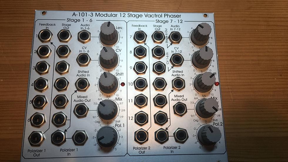 Doepfer A-101-3 12 Stage Vactrol Phaser