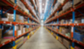 ​Pallet racks, conveyors,  mezzanines, shelving, vertical freight lifts (VRCs) , wire Partition