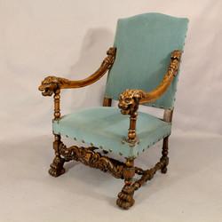 Walnut Armchair