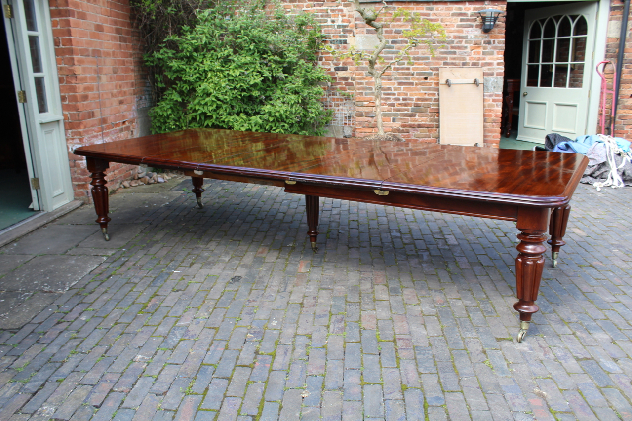 11ft Dining Table