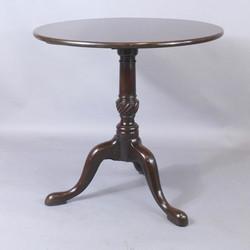 George III Tripod Table
