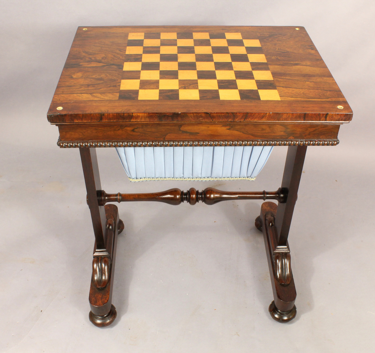 Regency Games Table