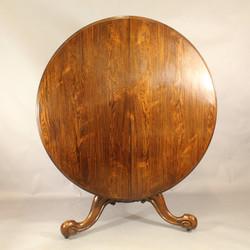 Rosewood Breakfast Table - 1