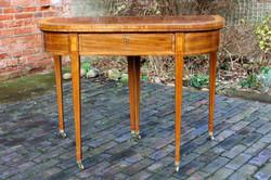 George III Tea Table