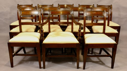 Set 12 Dining Chairs