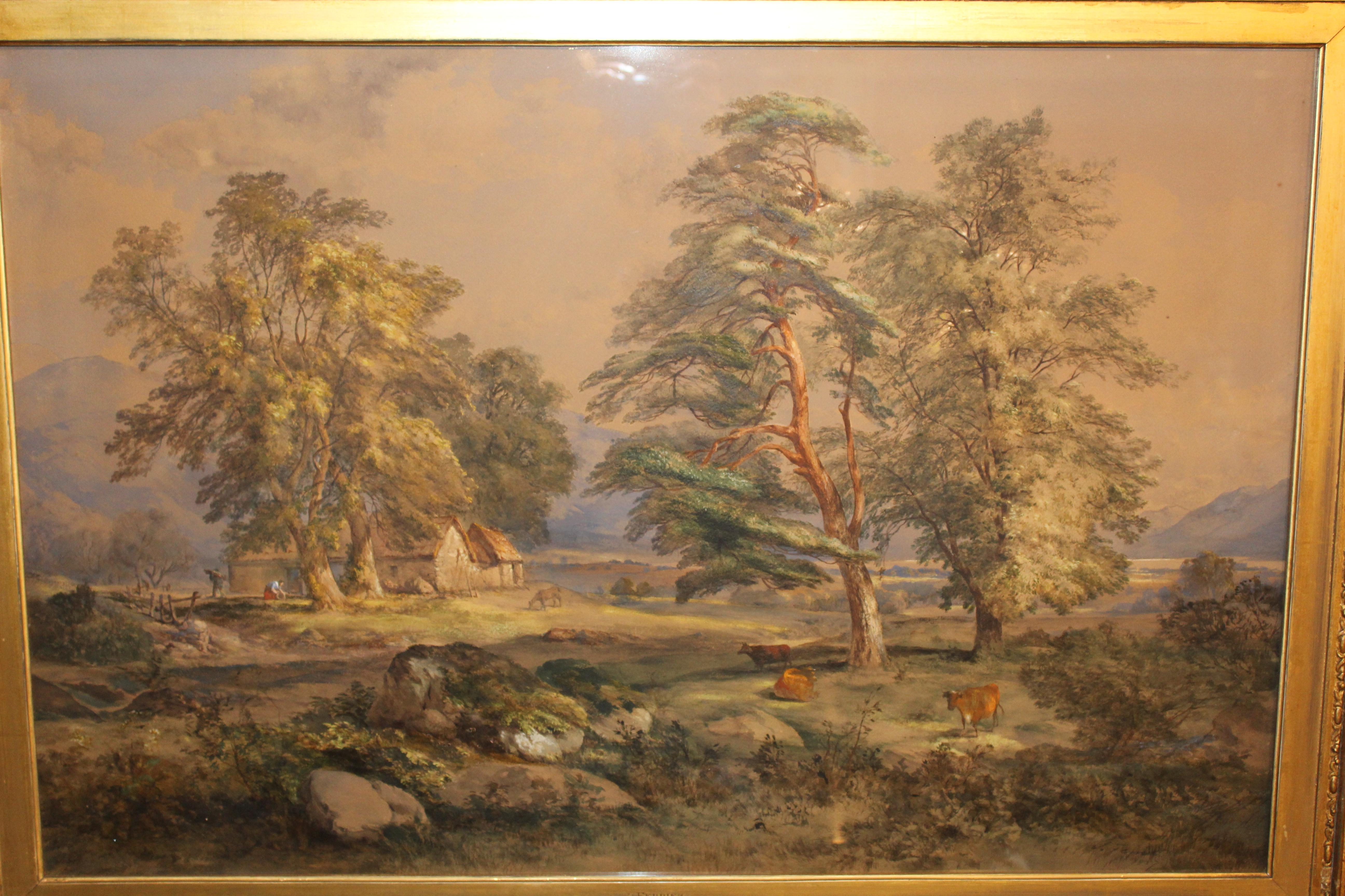James Ferrier, 1857