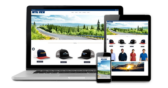 Ford Dealership Group Site