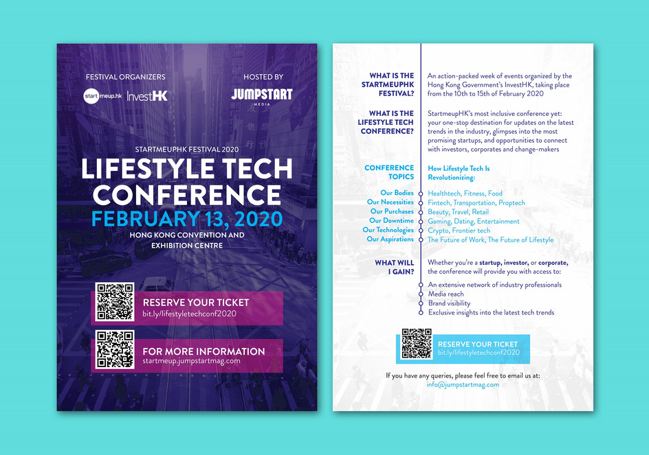 Lifestyle Tech Conference