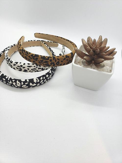 Cheetah headbands